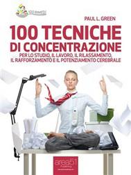 100 tecniche di concentrazione - copertina