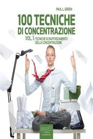 100 tecniche di concentrazione vol. 1 - copertina