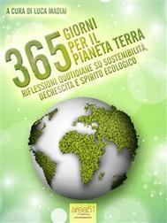 365 giorni per il pianeta Terra - copertina