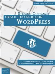 Crea il tuo blog con WordPress - copertina