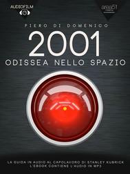 2001 Odissea nello spazio. Audiofilm - copertina