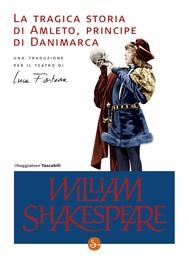 La tragica storia di Amleto, principe di Danimarca - copertina
