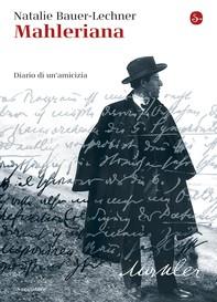 Mahleriana - Librerie.coop