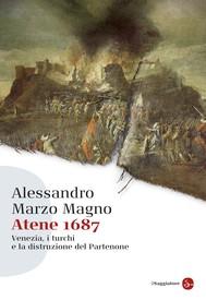 Atene 1687 - copertina