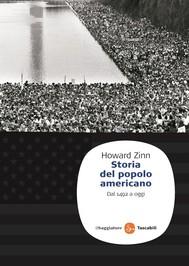 Storia del popolo americano. Dal 1492 a oggi - copertina