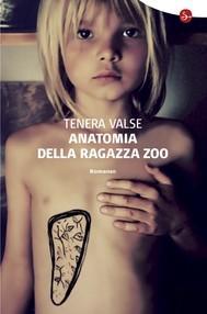 Anatomia della ragazza zoo - copertina