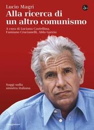 Alla ricerca di un altro comunismo - copertina