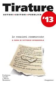 Tirature 2013 - copertina