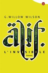 Alif l'invisibile - copertina