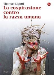 La cospirazione contro la razza umana - copertina