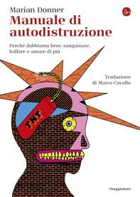 Manuale di autodistruzione - Librerie.coop