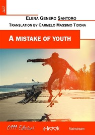 A mistake of youth - copertina