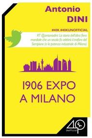 1906 Expo a Milano - copertina