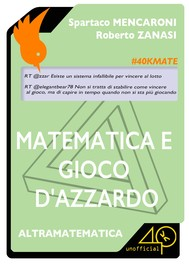 Matematica e gioco d'azzardo - copertina