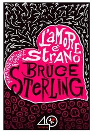 L'amore è strano - copertina