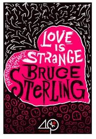 Love is strange (A Paranormal Romance) - copertina