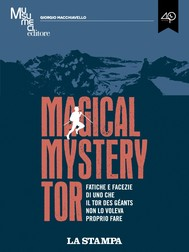 Magical Mystery Tor - copertina