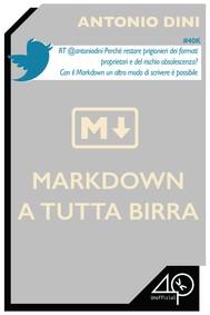 Markdown a tutta birra - copertina