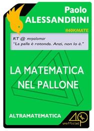 La matematica nel pallone - copertina