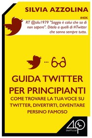 Guida twitter per principianti - copertina