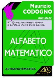 Alfabeto matematico - copertina