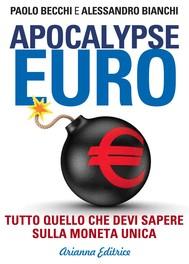 Apocalypse Euro - copertina