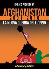Afghanistan 2001 - 2016  - copertina