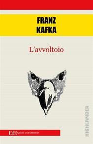 L'avvoltoio - copertina