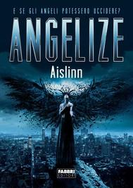 Angelize - copertina