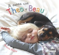 A nanna con Theo e Beau - copertina