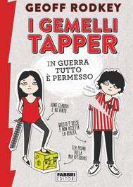 I gemelli Tapper. In guerra tutto è permesso - copertina