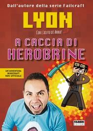 A caccia di Herobrine - copertina