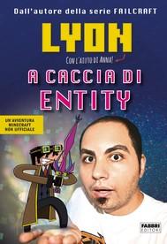 A caccia di Entity - copertina