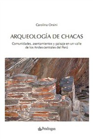 Arqueología de Chacas - copertina
