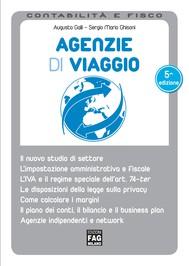 Agenzie di viaggio - copertina