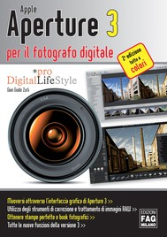 Apple Aperture 3 per il fotografo digitale - copertina