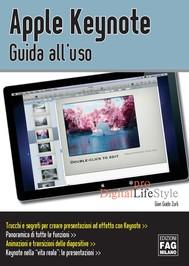 Apple Keynote. Guida al'uso - copertina