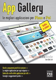 App Gallery. Le migliori applicazioni per iPhone e iPad - copertina
