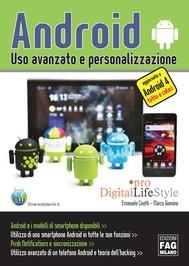 Android - Uso avanzato e personalizzazione - copertina