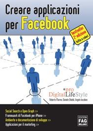 Creare applicazioni per Facebook - copertina