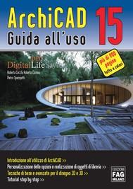 ArchiCAD 15 - Guida all'uso - copertina