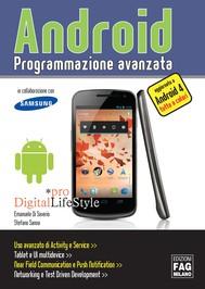 Android - Programmazione avanzata - copertina