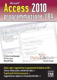 Access 2010 programmazione VBA - copertina