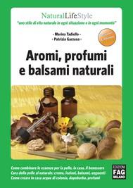 Aromi, profumi e balsami naturali - copertina