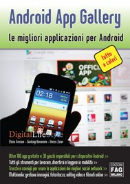 Android App gallery. Le migliori applicazioni per Android - copertina