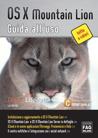 OS X Mountain Lion - Guida all'uso - Librerie.coop