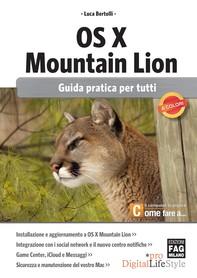 OS X Mountain Lion – Guida pratica per tutti - Librerie.coop