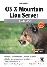 OS X Mountain Lion Server – Guida all'uso - Librerie.coop