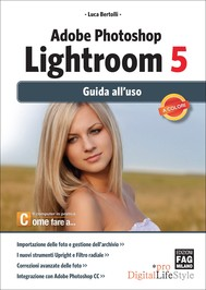 Adobe Photoshop Lightroom 5 - Guida all'uso - copertina
