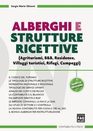 Alberghi e strutture ricettive - copertina